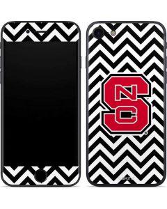 NC State Chevron Print iPhone SE Skin