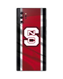 NC State Flag Galaxy Note 10 Plus Skin
