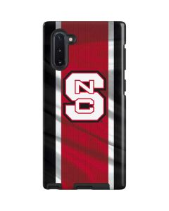 NC State Flag Galaxy Note 10 Pro Case