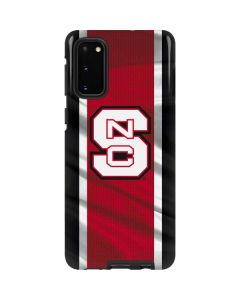NC State Flag Galaxy S20 Pro Case