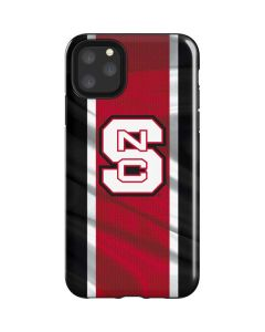 NC State Flag iPhone 11 Pro Max Impact Case