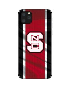 NC State Flag iPhone 11 Pro Max Skin