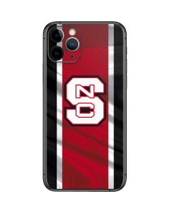 NC State Flag iPhone 11 Pro Skin