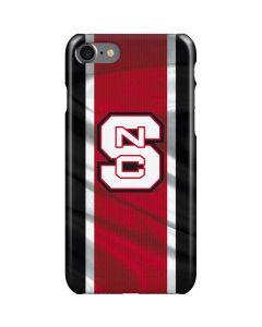 NC State Flag iPhone SE Lite Case