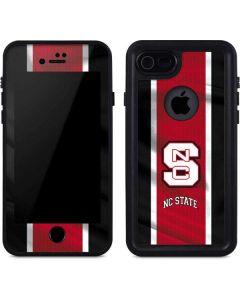 NC State Flag iPhone SE Waterproof Case
