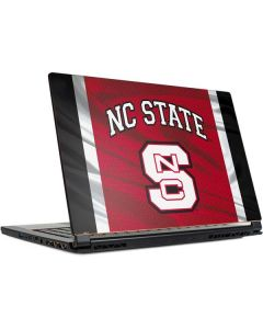 NC State Flag MSI GS65 Stealth Laptop Skin