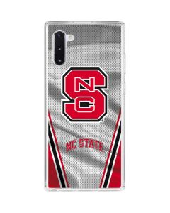 NC State Galaxy Note 10 Clear Case