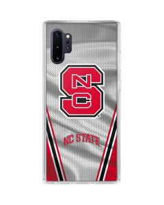 NC State Galaxy Note 10 Plus Clear Case