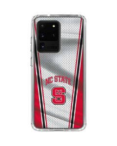 NC State Galaxy S20 Ultra 5G Clear Case