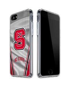 NC State iPhone SE Clear Case