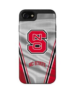 NC State iPhone SE Wallet Case