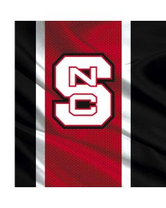 NC State Flag iPhone SE Skin
