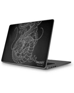 Negative Shenron Apple MacBook Pro 17-inch Skin