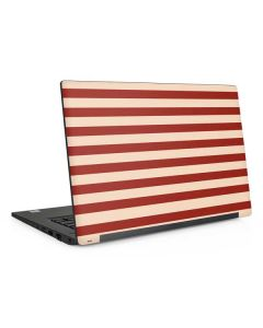 Neutral Stripes Dell Latitude Skin