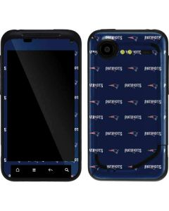New England Patriots Blitz Series Droid Incredible 2 Skin