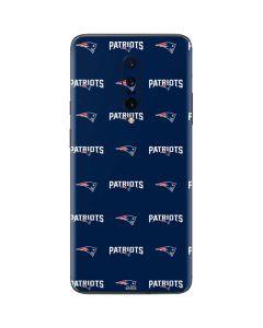 New England Patriots Blitz Series OnePlus 7 Pro Skin