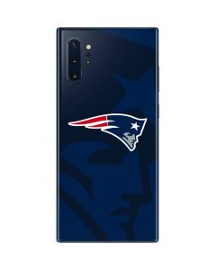 New England Patriots Double Vision Galaxy Note 10 Plus Skin