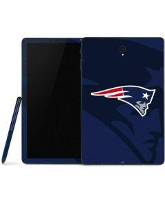 New England Patriots Double Vision Samsung Galaxy Tab Skin