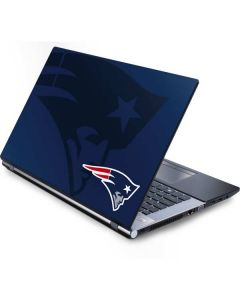 New England Patriots Double Vision Generic Laptop Skin
