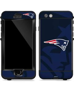 New England Patriots Double Vision LifeProof Nuud iPhone Skin