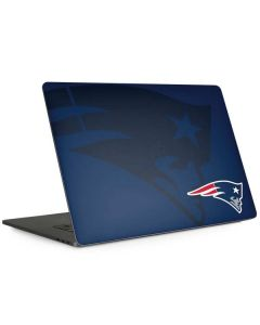 New England Patriots Double Vision Apple MacBook Pro 15-inch Skin