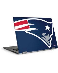 New England Patriots Large Logo HP Elitebook Skin