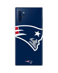 New England Patriots Large Logo Galaxy Note 10 Plus Skin