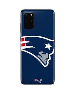 New England Patriots Large Logo Galaxy S20 Plus Skin