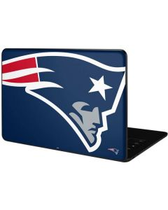 New England Patriots Large Logo Google Pixelbook Go Skin