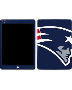 New England Patriots Large Logo Apple iPad Skin