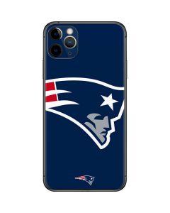 New England Patriots Large Logo iPhone 11 Pro Max Skin