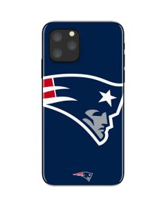 New England Patriots Large Logo iPhone 11 Pro Skin