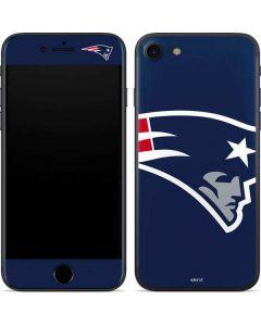 New England Patriots Large Logo iPhone SE Skin