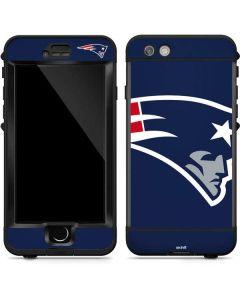 New England Patriots Large Logo LifeProof Nuud iPhone Skin
