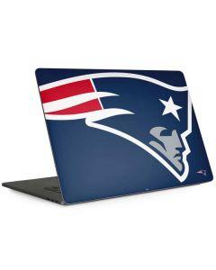 New England Patriots Large Logo Apple MacBook Pro 15-inch Skin