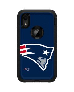 New England Patriots Large Logo Otterbox Defender iPhone Skin