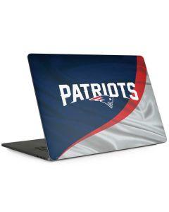 New England Patriots Apple MacBook Pro 15-inch Skin