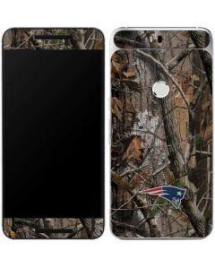 New England Patriots Realtree AP Camo Google Nexus 6P Skin