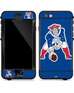 New England Patriots Retro Logo LifeProof Nuud iPhone Skin