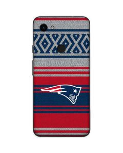 New England Patriots Trailblazer Google Pixel 3a Skin