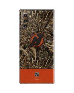 New Jersey Devils Realtree Max-5 Camo Galaxy Note 10 Skin