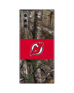 New Jersey Devils Realtree Xtra Camo Galaxy Note 10 Skin