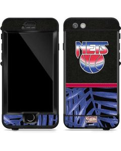 New Jersey Nets Retro Palms LifeProof Nuud iPhone Skin