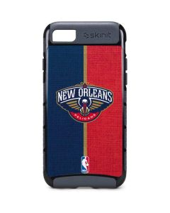 New Orleans Pelicans Canvas iPhone 7 Cargo Case