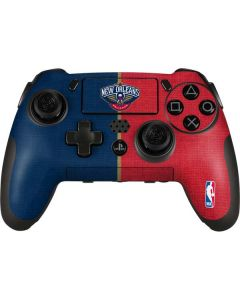 New Orleans Pelicans Canvas PlayStation Scuf Vantage 2 Controller Skin