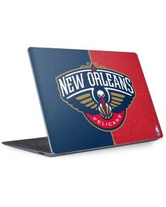 New Orleans Pelicans Canvas Surface Laptop 3 13.5in Skin