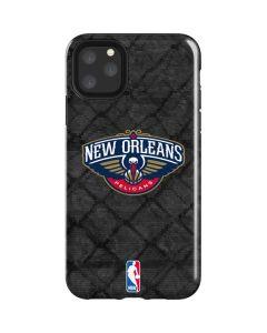 New Orleans Pelicans Dark Rust iPhone 11 Pro Max Impact Case