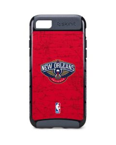 New Orleans Pelicans Distressed iPhone 8 Cargo Case