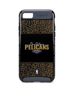 New Orleans Pelicans Elephant Print iPhone 8 Cargo Case