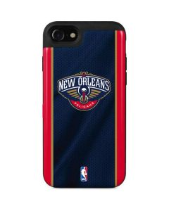 New Orleans Pelicans Jersey iPhone SE Wallet Case